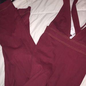 Forever 21 jumper/overall